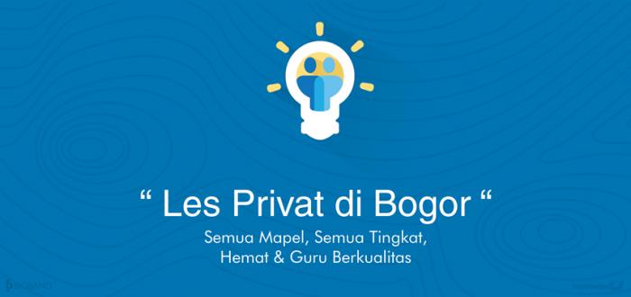 Les Privat di Bogor